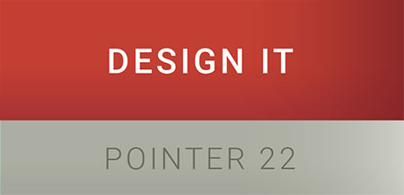 Design It Pointer 22