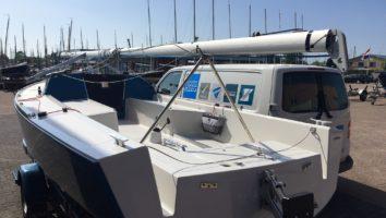 Badeleiter – Mast Transport Pointer 22