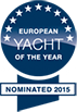 European Yacht of the year | Nominated 2015