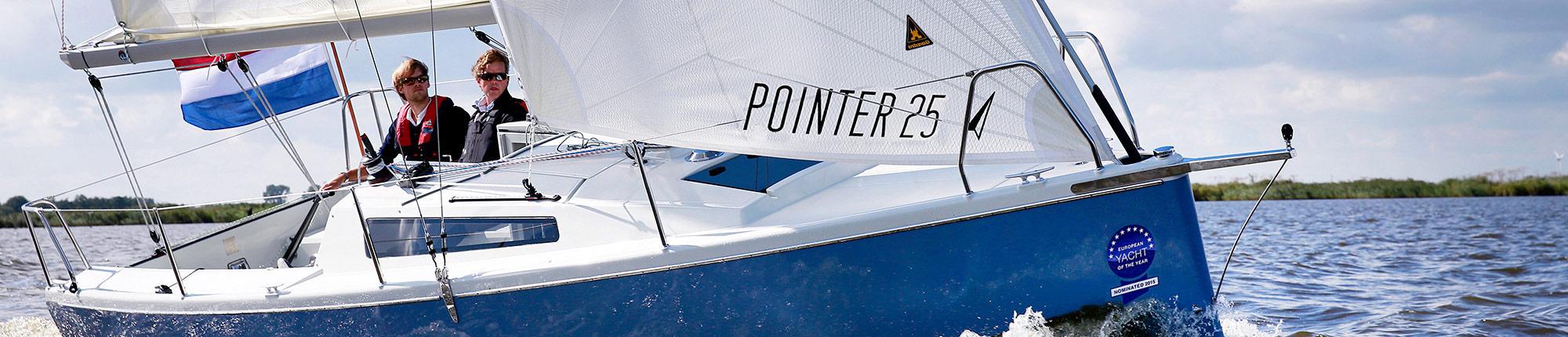 Pointer 25 Awards