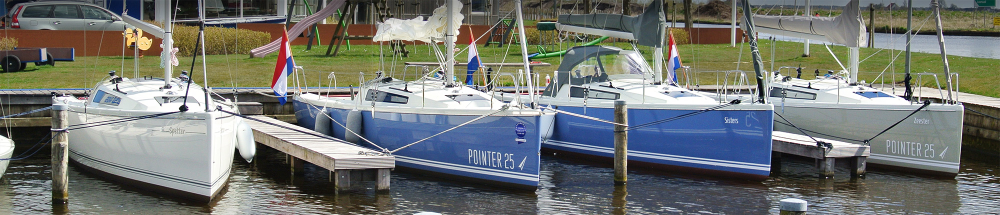 Contact opnemen met Pointer Yachts