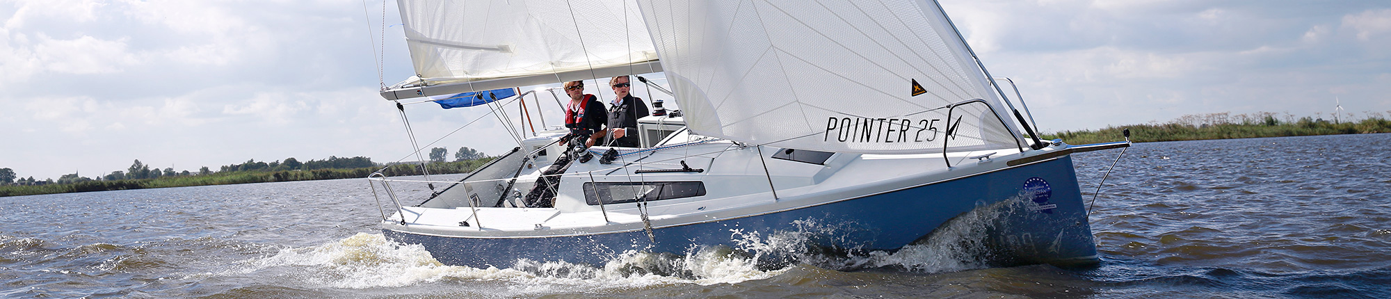 Pointer 25 in beeld