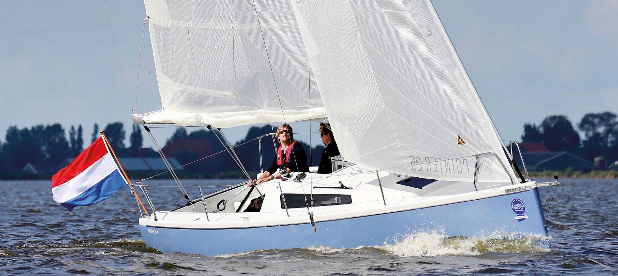 Pointer Yachts Jachtwerf Heeg