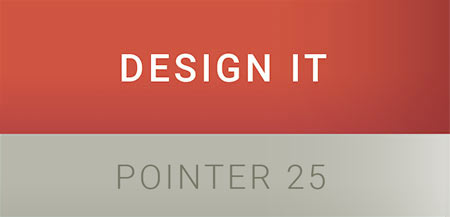 Design It Pointer 25