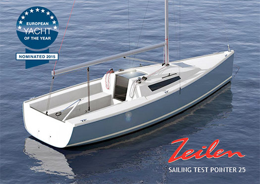 Sailing boat of the year 2015